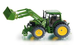 Siku 3652 John Deere Tractor with Front Loader