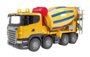 Bruder 3554 Scania R-Series Cement Mixer Truck