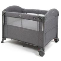 Deluxe Drop Side Travel Cot €99.99