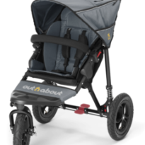 Outnabout Single Nipper V4 Steel Grey  €315.00