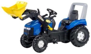 Rolly New Holland XTrac and Loader