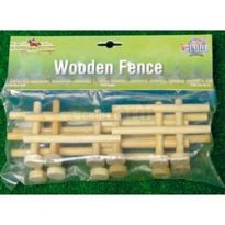 Wooden Fence (4 Pieces)