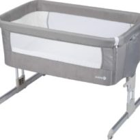 Calidoo Co-Sleeper - Warm Grey  €89.99