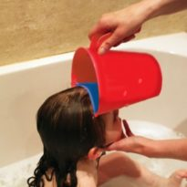 Clevamama - ClevaRinse - Shampoo Rinse Cup
