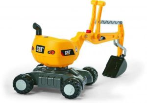 Rolly CAT Excavator
