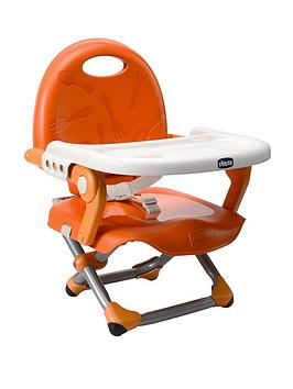 Chicco Pocket Snack Bosster Seat - Mandarino