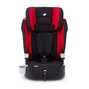 Joie Elevate Group 1-2-3 Car Seat - Cherry