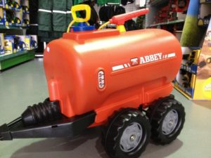 ROLLY ABBEY TANKER WITH PUMP