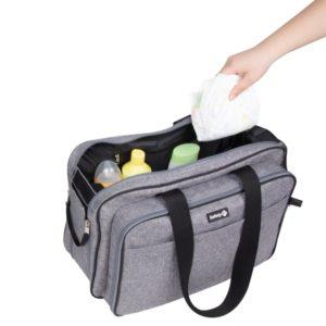 Safety 1st Nap to Go Changing Bag & Bassinet
